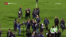 Link öffnet eine Lightbox. Video Lugano knöpft FCB einen Punkt ab abspielen