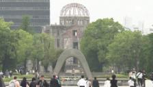 Link öffnet eine Lightbox. Video Hiroshima ist bereit abspielen