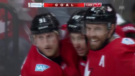 Link öffnet eine Lightbox. Video Kanada bezwingt Russland und steht im Final abspielen