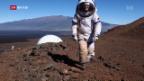 Video «Mars-Mission erfolgreich beendet» abspielen