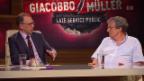 Video «Talkgast: Charles Lewinsky» abspielen