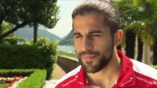 Link öffnet eine Lightbox. Video Rodriguez: «Bin überglücklich für Granit» abspielen