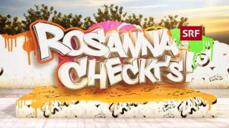 Link öffnet eine Lightbox. Video Rosanna checkt's! vom 26.07.2016 abspielen
