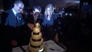 Video «Zehn Jahre ZFF: Glamour, Stars und ein Skandal» abspielen