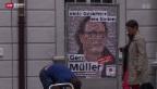 """Video """"Schweiz aktuell vom 25.08.2014"""" abspielen."""