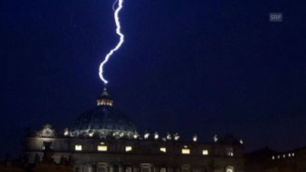 Video «Blitz Petersdom» abspielen