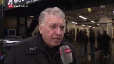 Link öffnet eine Lightbox. Video Lugano-Coach Shedden:«Wir sind alle frustriert» abspielen