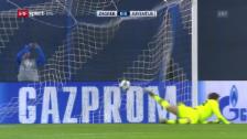 Link öffnet eine Lightbox. Video Juventus Turin lässt Dinamo Zagreb keine Chance abspielen