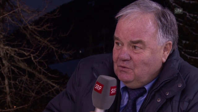 Ulrich Bettermann, Verwaltungsrats-präsident OBO Bettermann - News-Clip - TV - Play SRF - Schweizer Radio und Fernsehen - 640