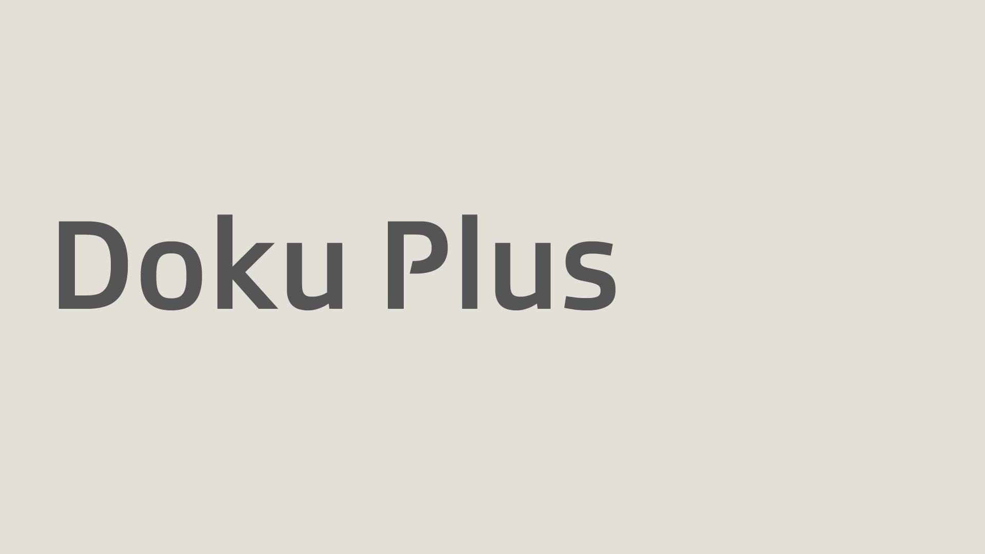 Doku Plus