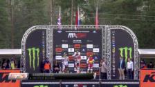 Link öffnet eine Lightbox. Video Motocrosser Jeremy Seewer fährt erneut aufs Podest abspielen