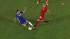 Link öffnet eine Lightbox. Video Chelsea siegt – Fabregas fliegt abspielen