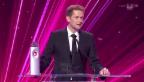 Video ««SwissAward», Gewinner Wirtschaft: Beni Stöckli jr» abspielen