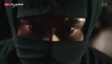 Link öffnet eine Lightbox. Video Ninja – Japans Schattenkrieger abspielen