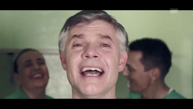 Video «Thierry Condor aus Aarau AG mit «Open Heart Surgery»» abspielen