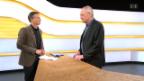 Video «Studiogespräch mit Thomas Jemmi, stv. Direktor Bvet» abspielen