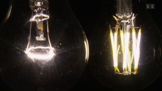 led lampen im langzeit test neue birnen mit schattenseiten sendungen srf. Black Bedroom Furniture Sets. Home Design Ideas