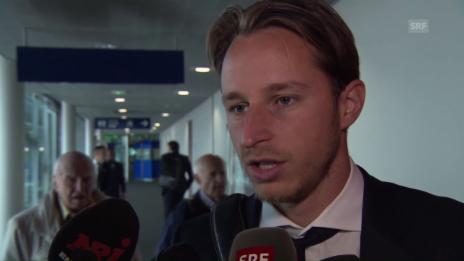 Link öffnet eine Lightbox. Video Luca Zuffi: «Sie haben schnelle Stürmer und Özil» abspielen