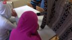 Video «Minderjährige Flüchtlinge tauchen unter» abspielen