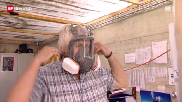 Weniger quecksilber in der umwelt news schweizer radio for Lampen quecksilber