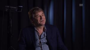 Video «Soziologe Kurt Imhof zur Rolle der Tagesschau in der Gesellschaft» abspielen