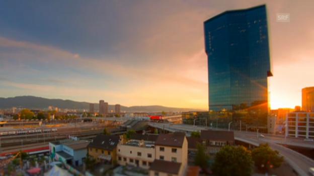 Video «Zürich-West im Zeitraffer» abspielen