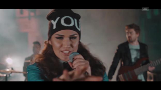 Video «Timebelle aus Bern mit «Singing About Love»» abspielen