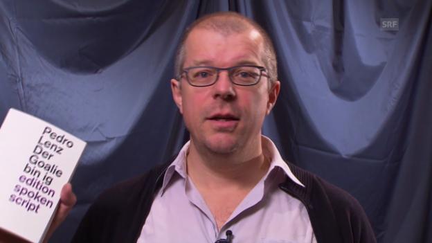 Video «Markus Gasser über «Der Goalie bin ig»» abspielen