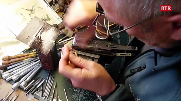 Laschar ir video «Andreas Luck - il gravader da buis»