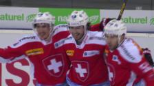 Link öffnet eine Lightbox. Video Das Tor zum 1:0 der Schweiz vs. Lettland in Genf abspielen