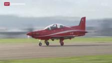 Video «Sicherheitspolitiker zur Bewaffnung von Pilatus-Flugzeugen» abspielen
