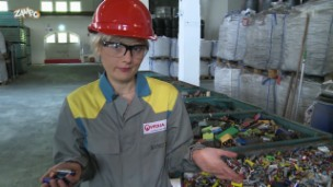 Video «Wie funktioniert Recycling?» abspielen