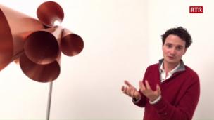 Laschar ir video «ArtistAs decleran art – Mirko Baselgia»