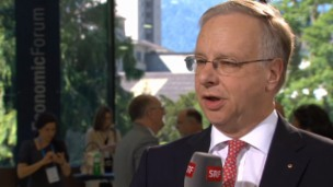 Video «Andreas Burkhardt, VR-Präsident Baloise» abspielen