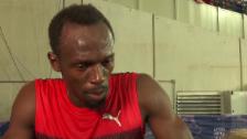 Link öffnet eine Lightbox. Video Bolt über sein Rennen und Russlands Ausschluss (englisch, SNTV) abspielen