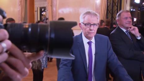 Video «Hanspeter Trütsch: Ein bewegtes Jahr für den Bundeshausredaktor» abspielen