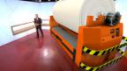 Video «Augmented Reality: Papier-Maschine» abspielen