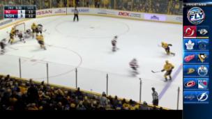Video «4 Schweizer Tore in der NHL» abspielen