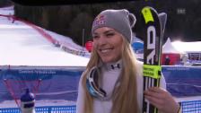 Link öffnet eine Lightbox. Video Ski: Interview Lindsey Vonn abspielen