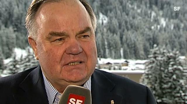 WEF-Interview mit Ulrich Bettermann, Obo Bettermann Group - ECO - TV - Play SRF - Schweizer Radio und Fernsehen - 640