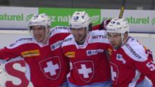 Link öffnet eine Lightbox. Video Das 1:0 der Schweizer gegen Lettland abspielen