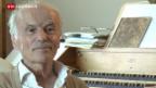 Laschar ir video «Gion Antoni Derungs (31.05.2015)»
