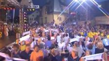 Video «Highlights der «Donnschtig-Jass»-Tour 2011» abspielen