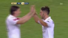 Link öffnet eine Lightbox. Video Bayern unterliegt Milan im Penaltyschiessen (SNTV) abspielen