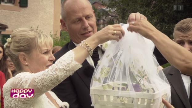 Video «Die grosse «Happy Day»-Hochzeit - 2. Teil» abspielen