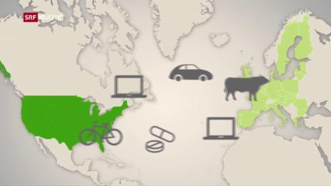 Link öffnet eine Lightbox. Video Umstrittenes Freihandelsabkommen abspielen