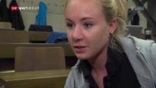 Video «Was macht eigentlich Ariella Käslin?» abspielen
