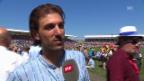 Video «Fabian Cancellara hofft auf die grossen Bären» abspielen