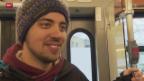 Video «Kevin Hirt – am Tag nach der Wahl» abspielen