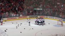 Link öffnet eine Lightbox. Video Kanada gewinnt World Cup: Die Tore beim 2:1-Sieg gegen Europa (SNTV) abspielen
